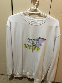 Saint Laurent crewneck Guelph, N1L 1R5