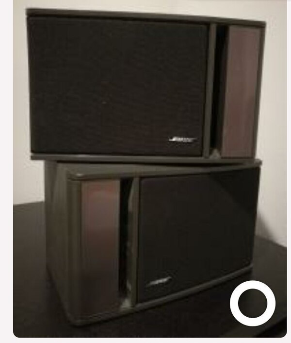 Used Bose Bookshelf Speakers For Sale In Toronto