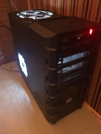 CoolerMaster Gaming Pc Decatur, 62522