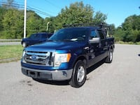 2009 Ford F-150 King Ranch SuperCrew 145-in