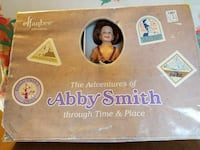 The Adventures of Abby Smith through time & place  Cranston, 02920