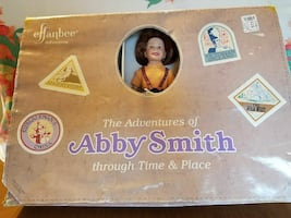 The Adventures of Abby Smith through time & place