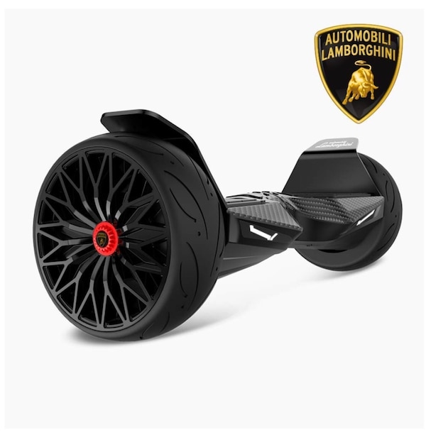 Lamborghini Hoverboard 8 5 Off Road Hover Board All Terrain With And Led