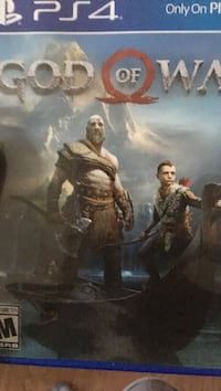 God of war the newest one