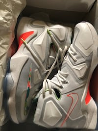 Ds Lebron 13's Easter Size 10 Los Angeles, 90007