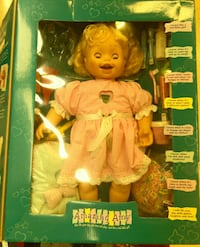 Amazing Amy doll (1998) is NEW OLD STOCK in factor Woodstock, 22664