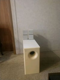 Bose Woofer and Speakers