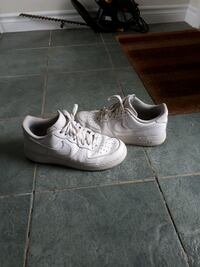 Nike Air Force 1 (White) (SIZE 8) Surrey, V3R 4Y2