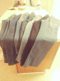 Lee lei and gap  jeans  1019 mi