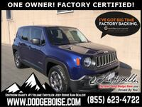 2016 Jeep Renegade Sport ONE OWNER! FACTORY CERTIFIED! Boise
