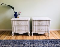 French Bedside Tables Dressers Laurel, 20723