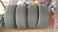 4 x Discoverer ATP Cooper used 275/65R18 used