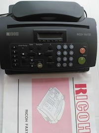 black ricoh fax machine Ankara, 06105