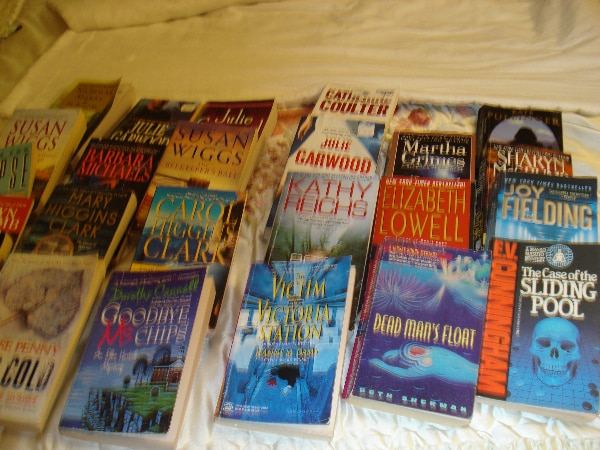 suspense and mystery pocket books