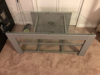 TV stand with glass shelving Vienna, 22182