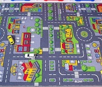 Kids rug: doesn't include accessories Calgary, T3E 6L9