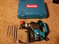 Makita 1-1/8 in. Corded SDS-Plus Concrete/Masonry  Modesto, 95350