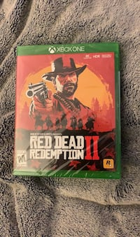 Red dead redemption 2 Xbox one  Saint George, 84770