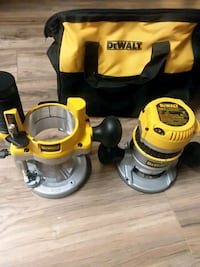 brand new Dewalt Router