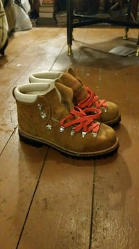 70's vintage montblanc hiking boots Waterville, 43566