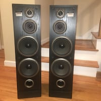 Yamaha Home Theater Main Speakers Arlington, 22206
