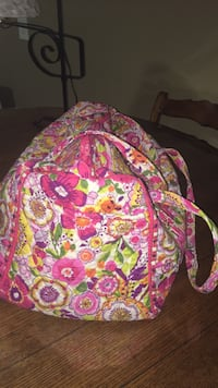 pink, yellow, and green floral backpack Harpers Ferry, 25425