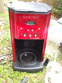 Cuisinart 12 cup programmable coffee maker. No pot. Centreville, 20121
