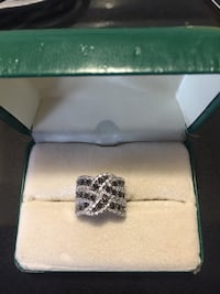 Sterling Silver Ring for ladies!