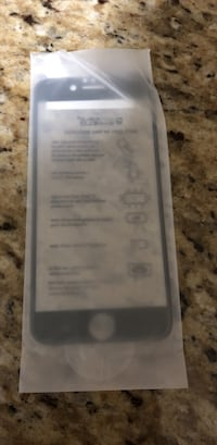 Black glass iPhone 6 to 8 new!!! Louisville, 40214
