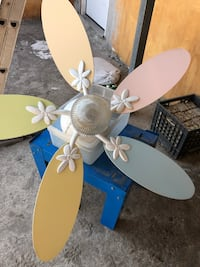 "Three ceiling fans 42""  Alamo, 78516"