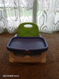 baby's green and blue plastic bather Baltimore County, 21244