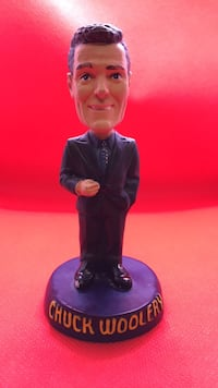 Mini Bobble Head Chuck Woolery Alexandria, 22309
