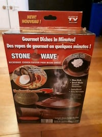 Stone Wave microwave cooker Cambridge, N3C 4B2