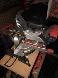 "10"" double bevel miter saw with stand Salem, 97306"