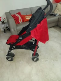 Chicco Stroller with bumper bar fold to 4 postions Delhi, 110085