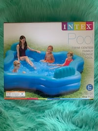 Inflatable Family Lounge Pool