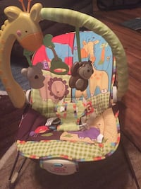 Bouncy seat & frog seat  Choudrant, 71227