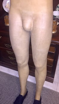 MANNEQUIN MENS BOTTOM with Stand & Shoes