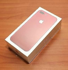 red iPhone 7 box