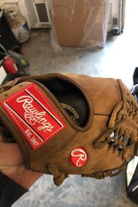 Rawlings pro series sandlot Baseball glove