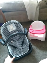 Babydoll carrier and chair Haverhill, 01832