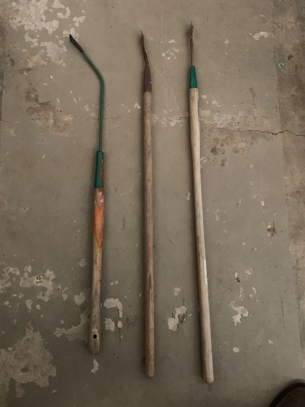 Garden hoes 3 for $10