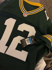 Away Green Bay nfl Rodgers jersey Vancouver, V6E