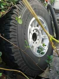 Hummer H2 tire and wheels Boca Raton, 33433