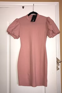 Fashion Nova Blush Pink Dress Richmond Hill, L4B