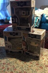 Ready player one pops   Sell one by one or all together Gore, 22637