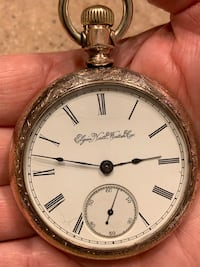 Gold Filled Pocket Watch. Running and keeping time Roanoke, 24019