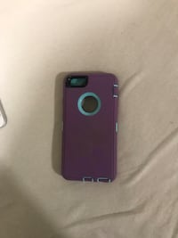 blue & purple iphone 6 case  Lake Country, V4V 1G8