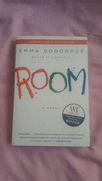 Brand New Book 'Room' by Emma Donoghue Brampton, L6S 2B5