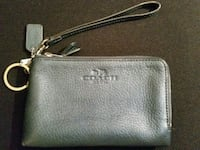 Blue Coach wristlet Germantown